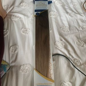 """Accessories - Ultra Seamless Balayage Clip In 18"""" Extensions"""